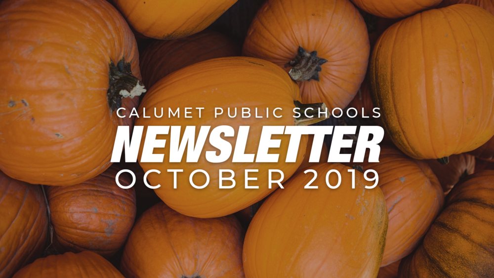 October Newsletter Available Now