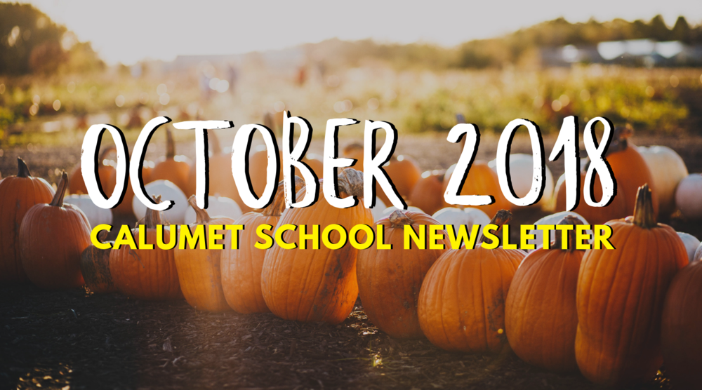 October Newsletter Now Available