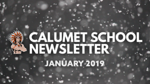 January Newsletter Now Available