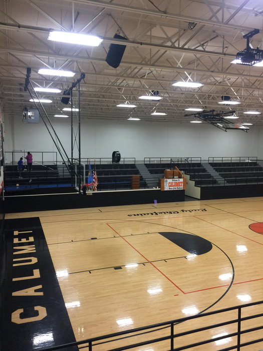 new gym renovation
