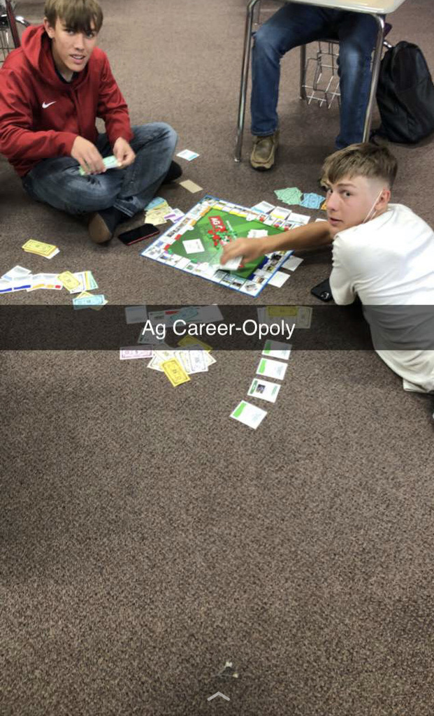 Ag Career-Opoly