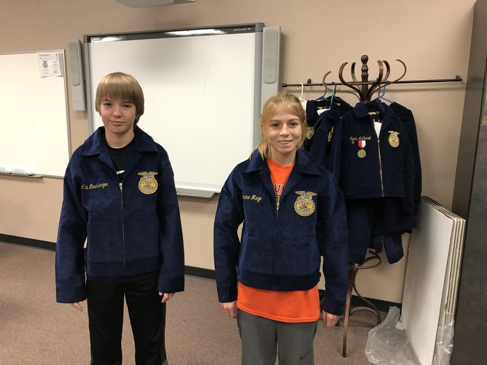 New FFA Jackets = New Opportunities