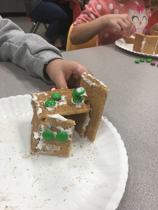Gingerbread house 🏠