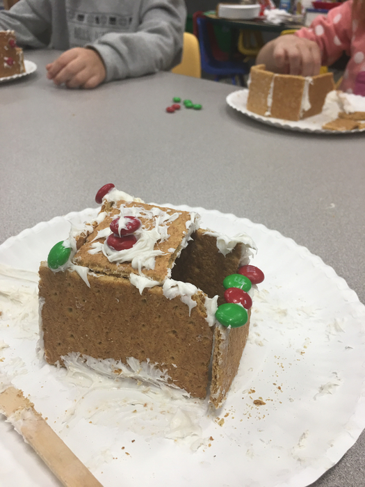 Gingerbread house 🏡