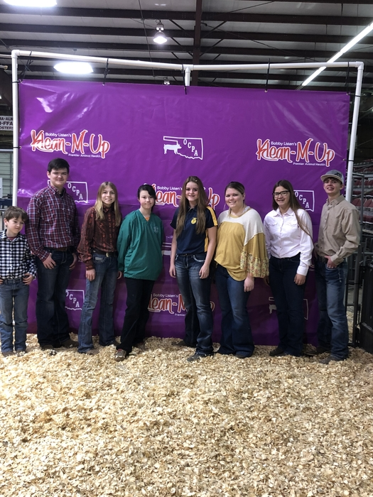 Show team at Duncan