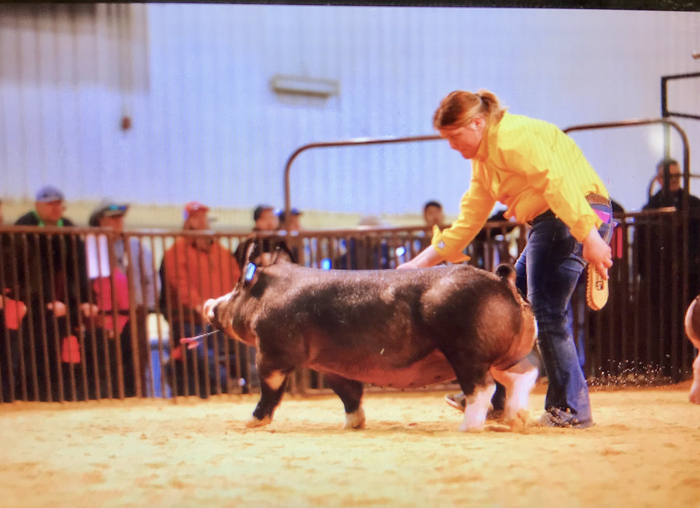 Congrats to Raven on her top 6 Berk Gilt at OYE