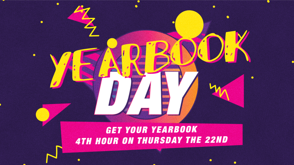 yearbook day