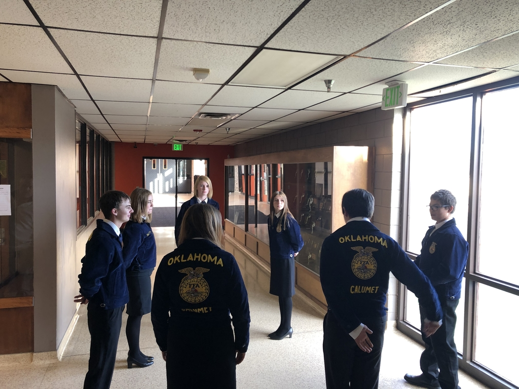 FFA members compete at Cheyenne FFA contest