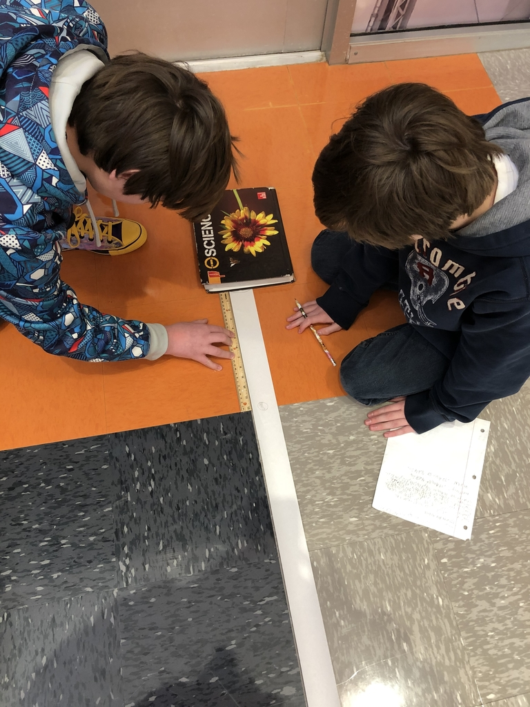 Measuring to scale